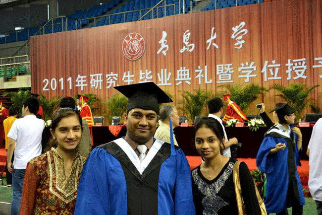 Bangladesh-MBBS-student-in-China