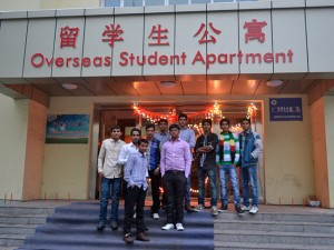 Indian-students-in-Shihezi