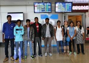 Indian-students-Jilin-University