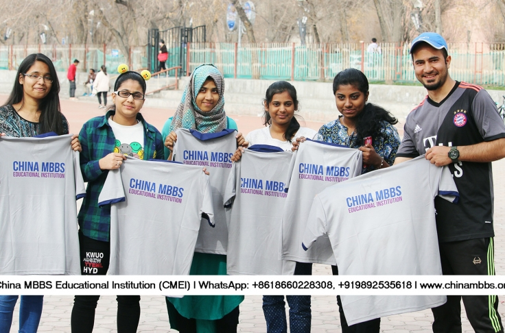 First Semester Experience of Studying MBBS in China – Study Abroad